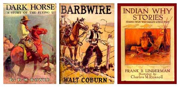 rare books scarce books used books western americana cowboys
